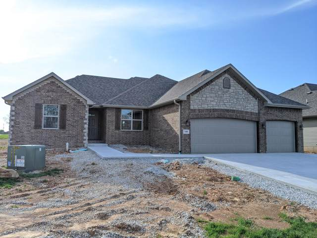 3489 S Lexus Avenue Lot 32, Springfield, MO 65807 (MLS #60160956) :: Team Real Estate - Springfield