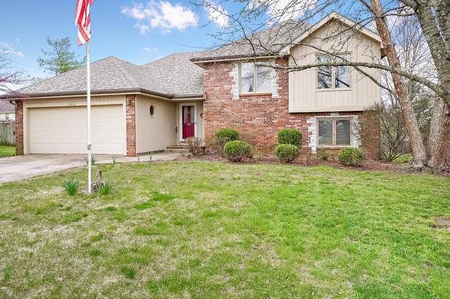 3658 W Maplewood Street, Springfield, MO 65807 (MLS #60160978) :: Sue Carter Real Estate Group