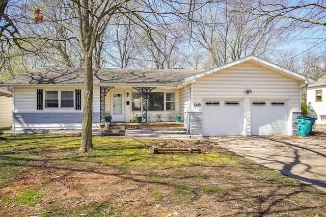 1445 S Oak Grove Avenue, Springfield, MO 65804 (MLS #60161020) :: Sue Carter Real Estate Group