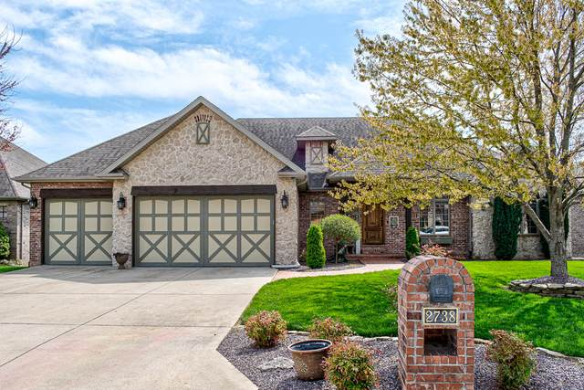 2738 E Woodford Street, Springfield, MO 65804 (MLS #60161097) :: Evan's Group LLC