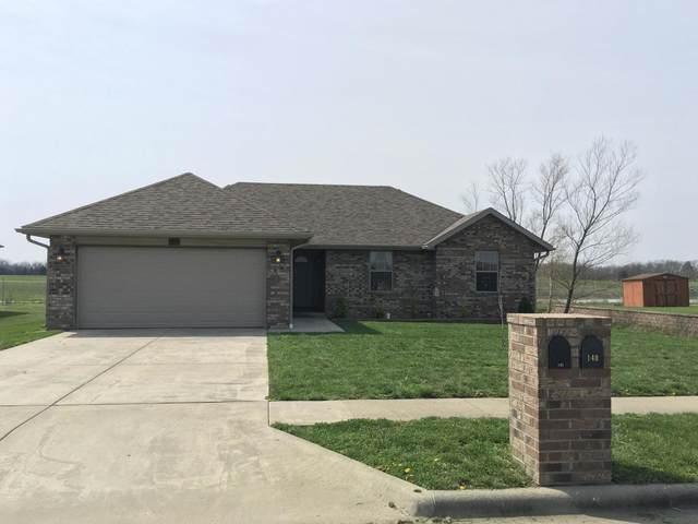 141 Deer Run, Rogersville, MO 65742 (MLS #60161110) :: Sue Carter Real Estate Group