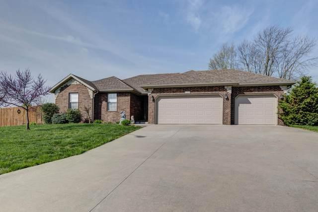 407 N Bonda Way, Nixa, MO 65714 (MLS #60161128) :: Team Real Estate - Springfield