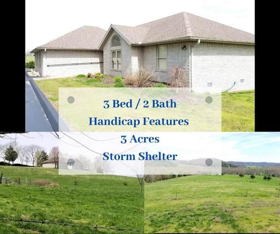 2335 Lee Ridge Road, Crane, MO 65633 (MLS #60161133) :: Team Real Estate - Springfield