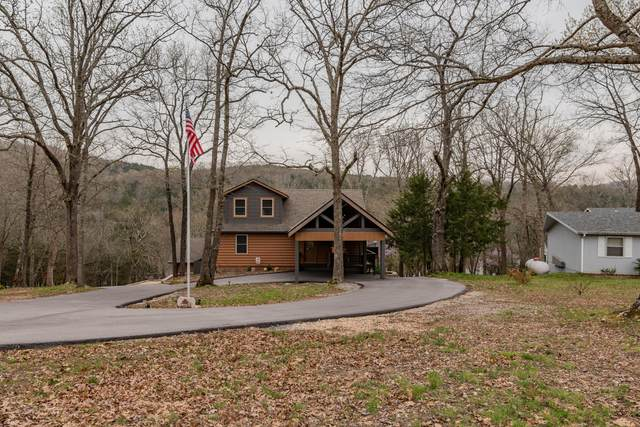 258 Turtle Cove Lane, Reeds Spring, MO 65737 (MLS #60161173) :: Team Real Estate - Springfield