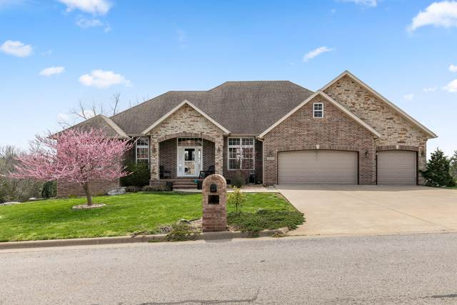 1058 E Daisy Falls Drive, Nixa, MO 65714 (MLS #60161185) :: Team Real Estate - Springfield