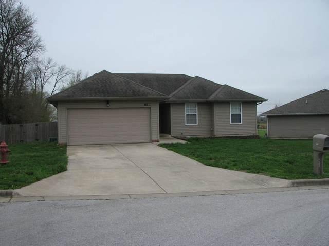 402 Sugar Lane, Clever, MO 65631 (MLS #60161186) :: Team Real Estate - Springfield