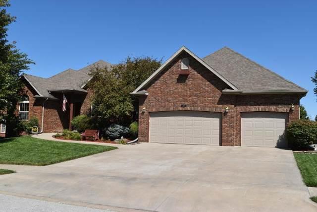 1007 W Yellowstone Street, Nixa, MO 65714 (MLS #60161202) :: Team Real Estate - Springfield