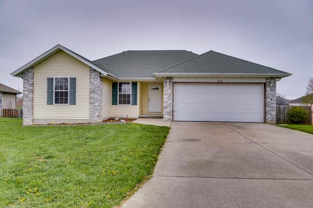 314 N Chippewa, Clever, MO 65631 (MLS #60161212) :: Team Real Estate - Springfield