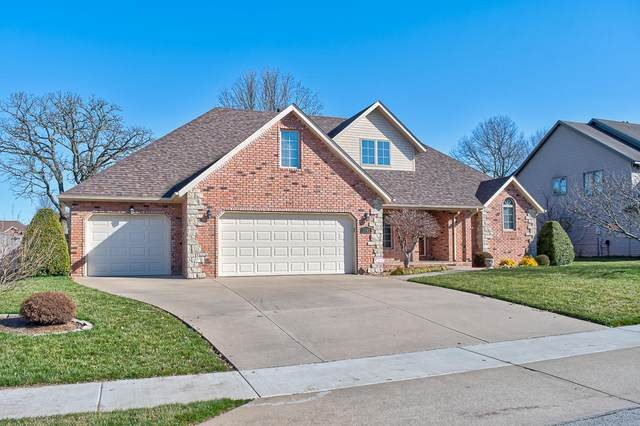 3745 W Randall Road, Springfield, MO 65810 (MLS #60161215) :: Team Real Estate - Springfield