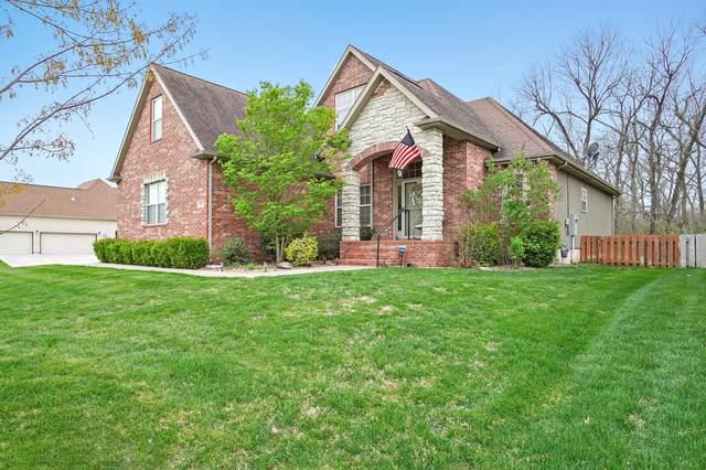 1407 N Vintage Avenue, Republic, MO 65738 (MLS #60161216) :: Team Real Estate - Springfield