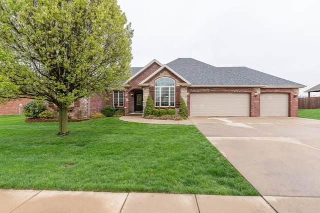956 E Grace Street, Republic, MO 65738 (MLS #60161235) :: Team Real Estate - Springfield