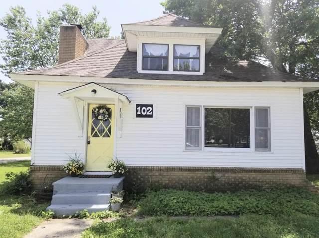 102 E Montgomery Street, Fairview, MO 64842 (MLS #60161246) :: Winans - Lee Team | Keller Williams Tri-Lakes