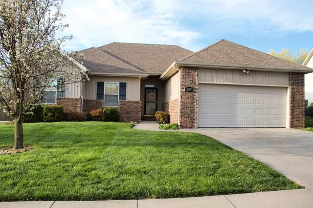 1009 E Cobblestone Drive, Ozark, MO 65721 (MLS #60161262) :: Team Real Estate - Springfield