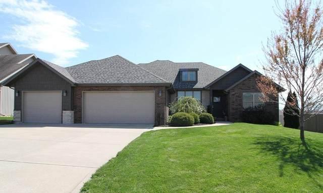 848 E Oxford Road, Nixa, MO 65714 (MLS #60161270) :: Team Real Estate - Springfield
