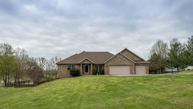 1034 W Sunny Slopes Drive, Nixa, MO 65714 (MLS #60161325) :: Team Real Estate - Springfield