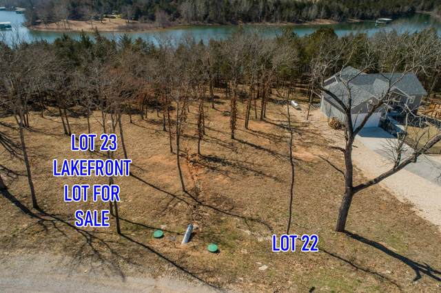 Blk1 Lt23 Lake Point Drive, Golden, MO 65658 (MLS #60161359) :: Sue Carter Real Estate Group