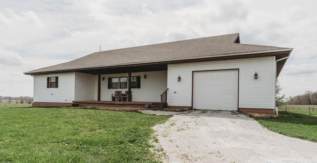 152 State Highway 215, Buffalo, MO 65622 (MLS #60161375) :: Team Real Estate - Springfield