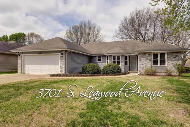 3701 S Leawood Avenue, Springfield, MO 65807 (MLS #60161395) :: Team Real Estate - Springfield