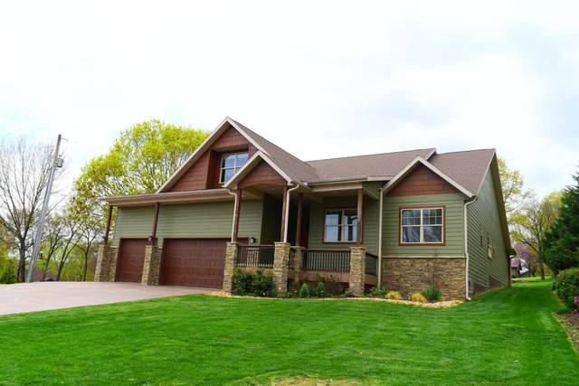 63 Lakefront Circle, Kimberling City, MO 65686 (MLS #60161405) :: Team Real Estate - Springfield