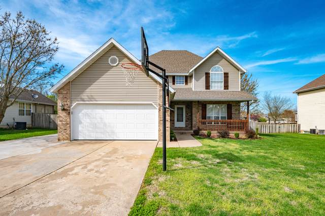 343 E Halsey Street, Republic, MO 65738 (MLS #60161411) :: Sue Carter Real Estate Group