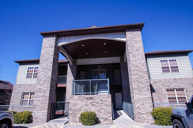 1101 Golf Drive #2, Branson West, MO 65737 (MLS #60161467) :: Team Real Estate - Springfield