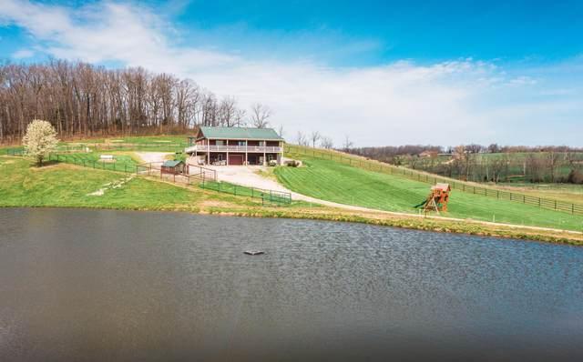 1707 Pyatt Road, Hartville, MO 65667 (MLS #60161664) :: Sue Carter Real Estate Group