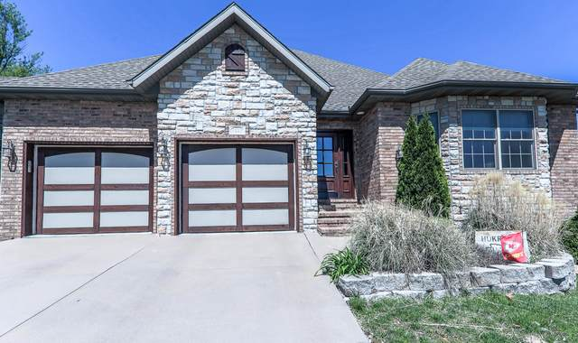 1221 W Wildcherry Street, Ozark, MO 65721 (MLS #60161696) :: Sue Carter Real Estate Group