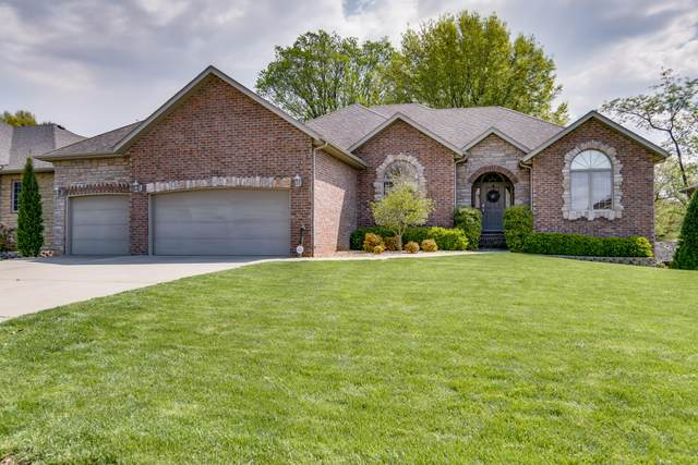 5058 S Burrows Avenue, Springfield, MO 65810 (MLS #60162167) :: The Real Estate Riders