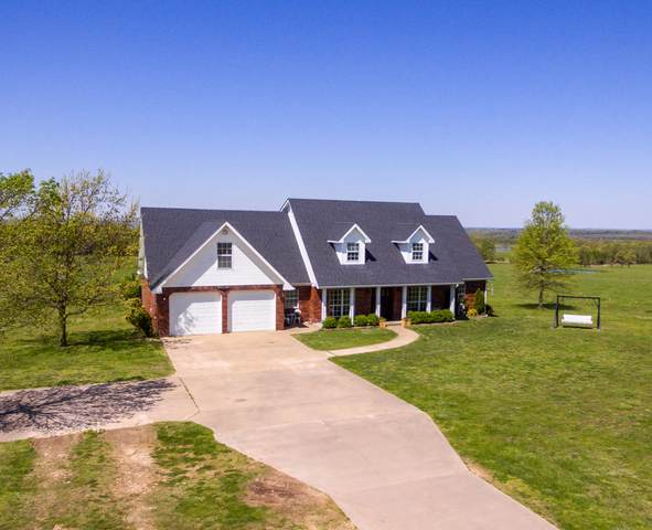 74940 S 4749 Road, Westville, OK 74965 (MLS #60162188) :: Sue Carter Real Estate Group