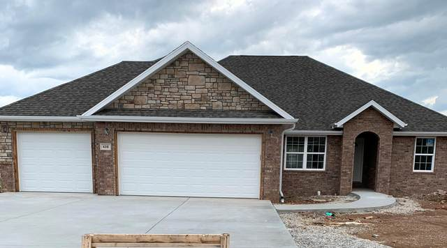 610 N Bonda Way, Nixa, MO 65714 (MLS #60162534) :: Sue Carter Real Estate Group