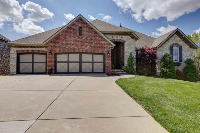 1436 N Rich Hill Circle, Nixa, MO 65714 (MLS #60162546) :: Team Real Estate - Springfield