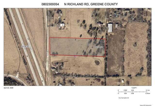 000 N Richland Road, Willard, MO 65781 (MLS #60162562) :: Sue Carter Real Estate Group