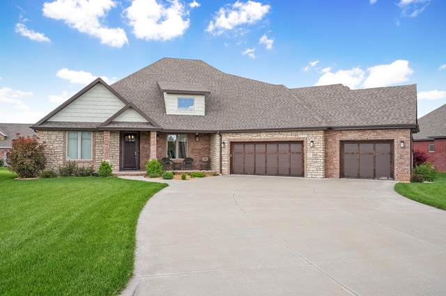 915 Lorenza Drive, Nixa, MO 65714 (MLS #60162682) :: Winans - Lee Team | Keller Williams Tri-Lakes