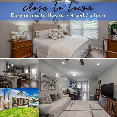 133 Cavanaugh Place, Branson, MO 65616 (MLS #60162880) :: Sue Carter Real Estate Group