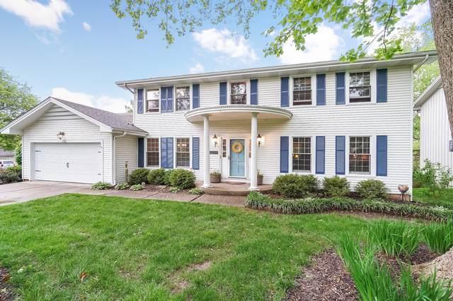 1326 S Greentree Avenue, Springfield, MO 65809 (MLS #60163116) :: Winans - Lee Team   Keller Williams Tri-Lakes