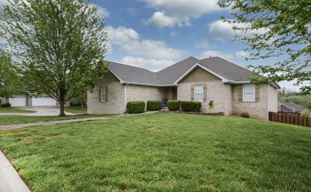 842 E Country Ridge Street, Nixa, MO 65714 (MLS #60163147) :: Team Real Estate - Springfield