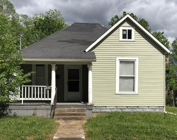 824 S Grant Avenue, Springfield, MO 65806 (MLS #60163479) :: Weichert, REALTORS - Good Life