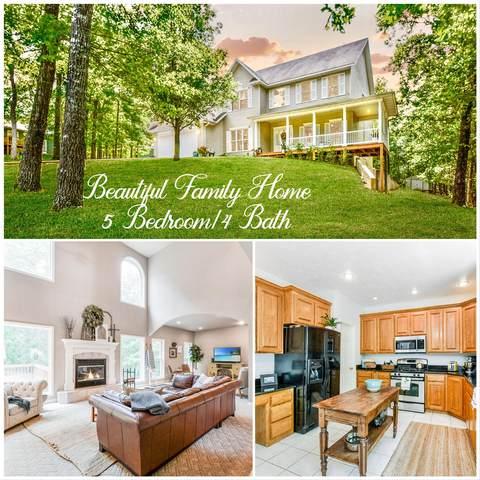 517 Cougar Trail E, Branson, MO 65616 (MLS #60163494) :: Sue Carter Real Estate Group