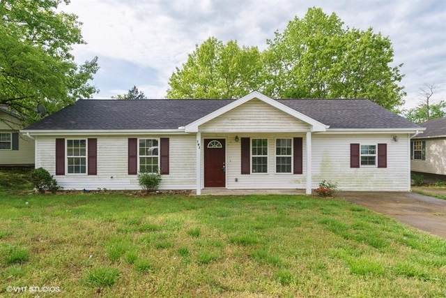 191 Eric Drive, Kirbyville, MO 65679 (MLS #60163513) :: The Real Estate Riders