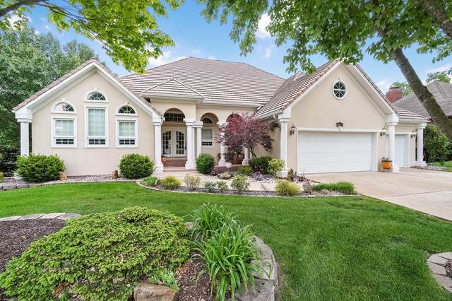 4215 Greenbriar Drive, Nixa, MO 65714 (MLS #60163547) :: Clay & Clay Real Estate Team