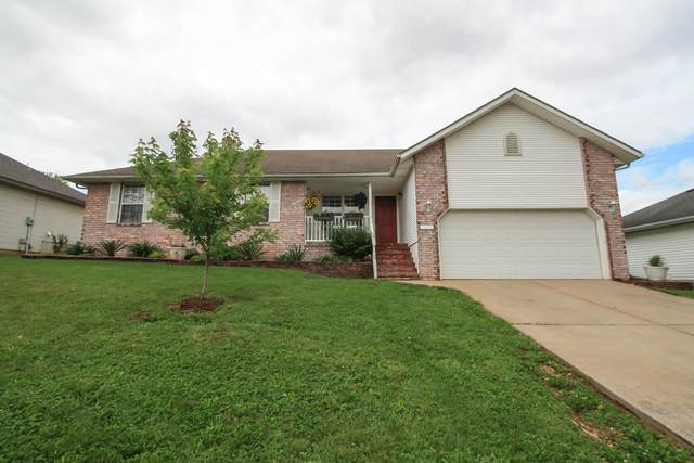 167 Shady Oak Drive, Nixa, MO 65714 (MLS #60163655) :: Sue Carter Real Estate Group