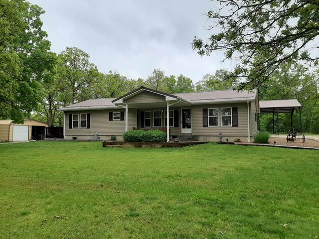 21650 Rd Highway, Hermitage, MO 65668 (MLS #60163818) :: Sue Carter Real Estate Group