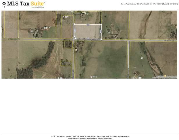 1552 N Farm Road 63, Bois D Arc, MO 65612 (MLS #60163884) :: Winans - Lee Team | Keller Williams Tri-Lakes