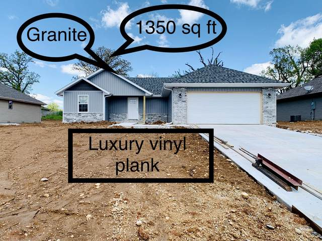 101 E Seminole Street, Strafford, MO 65757 (MLS #60163913) :: The Real Estate Riders