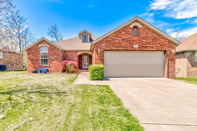 891 W Chestnut Bend Circle, Nixa, MO 65714 (MLS #60164157) :: Team Real Estate - Springfield