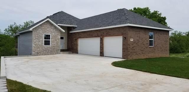 2107 N Bradbury Lane, Ozark, MO 65721 (MLS #60164161) :: Sue Carter Real Estate Group