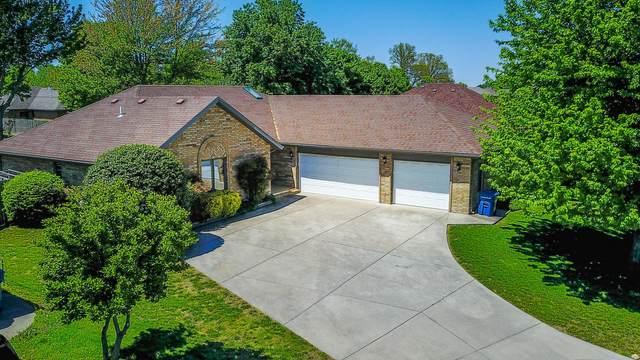 405 Kendall Court, Nixa, MO 65714 (MLS #60164164) :: Team Real Estate - Springfield