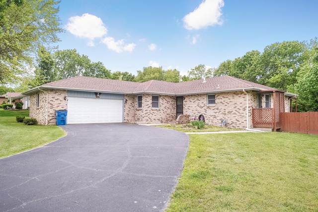 607 Terrace Drive, Aurora, MO 65605 (MLS #60164202) :: Sue Carter Real Estate Group