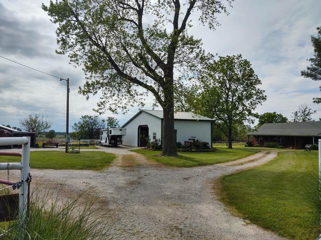 11579 State Highway Z, Monett, MO 65708 (MLS #60164290) :: Sue Carter Real Estate Group