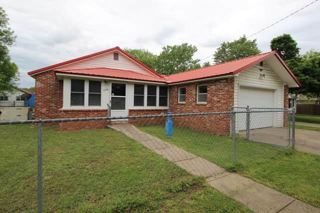 1620 Roark Avenue, Seneca, MO 64865 (MLS #60164297) :: Weichert, REALTORS - Good Life